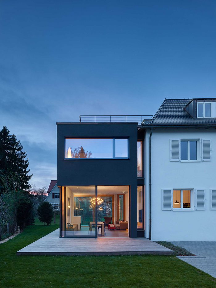 """Haus L125 in """"Schöner Wohnen online"""" – holzerarchitekten"""